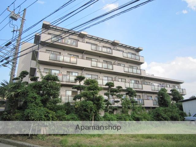 千葉県船橋市、船橋法典駅徒歩9分の築27年 5階建の賃貸マンション