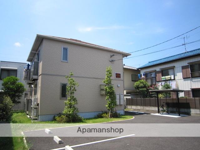 千葉県市川市、本八幡駅徒歩19分の築8年 2階建の賃貸アパート