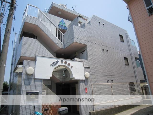 千葉県船橋市、西船橋駅徒歩10分の築28年 4階建の賃貸マンション