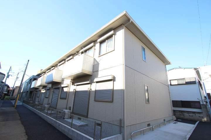 千葉県船橋市、船橋駅徒歩9分の築1年 2階建の賃貸アパート