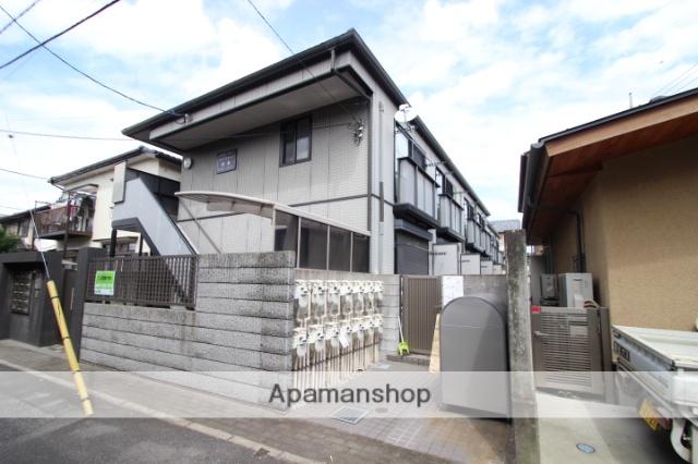 千葉県船橋市、西船橋駅徒歩12分の築14年 2階建の賃貸アパート