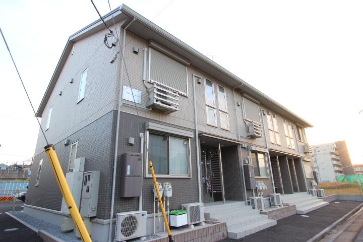 千葉県船橋市、薬園台駅徒歩22分の築2年 2階建の賃貸アパート
