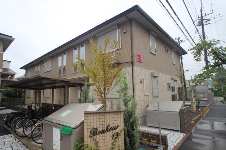 千葉県船橋市、船橋法典駅徒歩19分の築1年 2階建の賃貸アパート