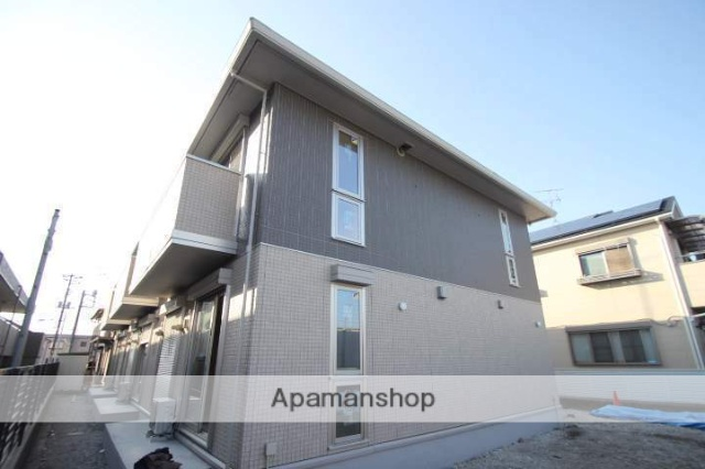 千葉県船橋市、西船橋駅徒歩10分の築1年 2階建の賃貸アパート