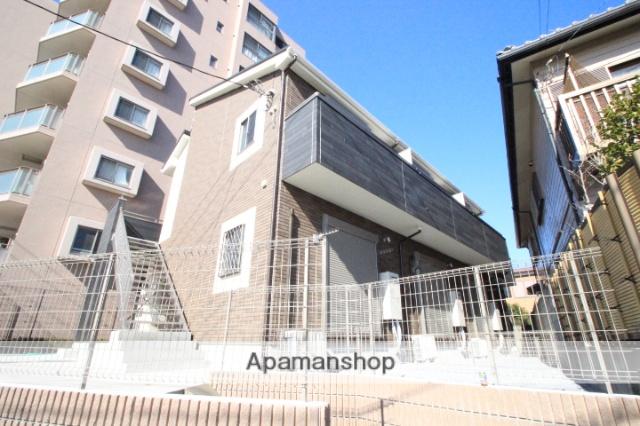 千葉県船橋市、船橋法典駅徒歩5分の築1年 2階建の賃貸アパート