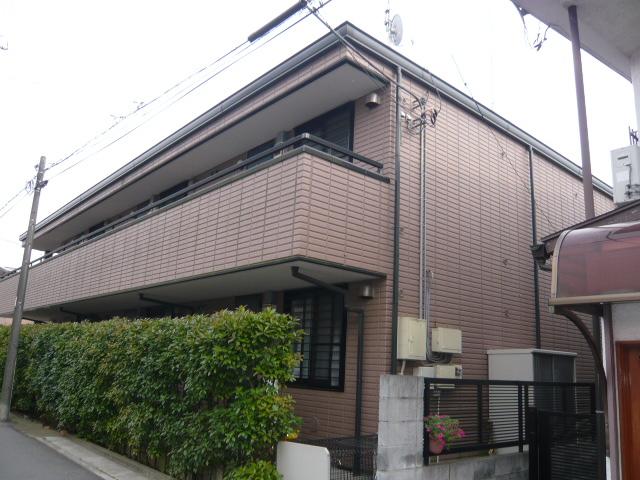千葉県市川市、本八幡駅徒歩15分の築15年 2階建の賃貸マンション