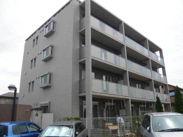 千葉県市川市、本八幡駅徒歩17分の築8年 4階建の賃貸マンション