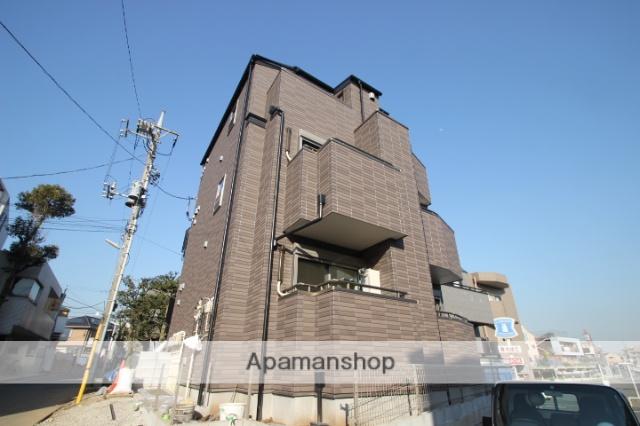 千葉県船橋市、西船橋駅徒歩15分の新築 3階建の賃貸アパート