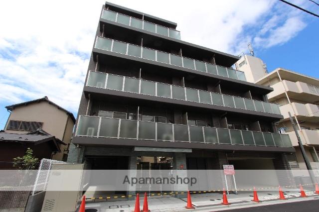 千葉県船橋市、西船橋駅徒歩3分の築1年 5階建の賃貸マンション