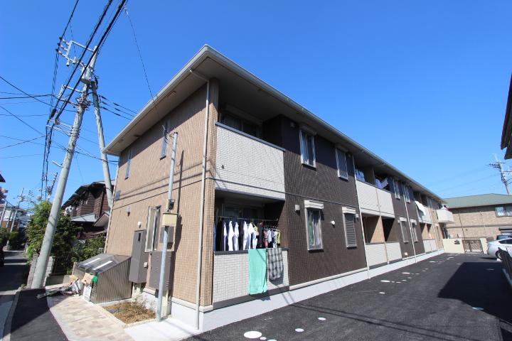 千葉県船橋市、船橋駅徒歩10分の新築 2階建の賃貸アパート