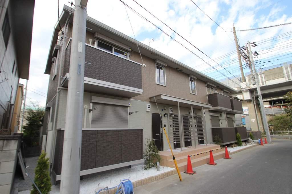千葉県船橋市、船橋駅徒歩25分の築1年 2階建の賃貸アパート