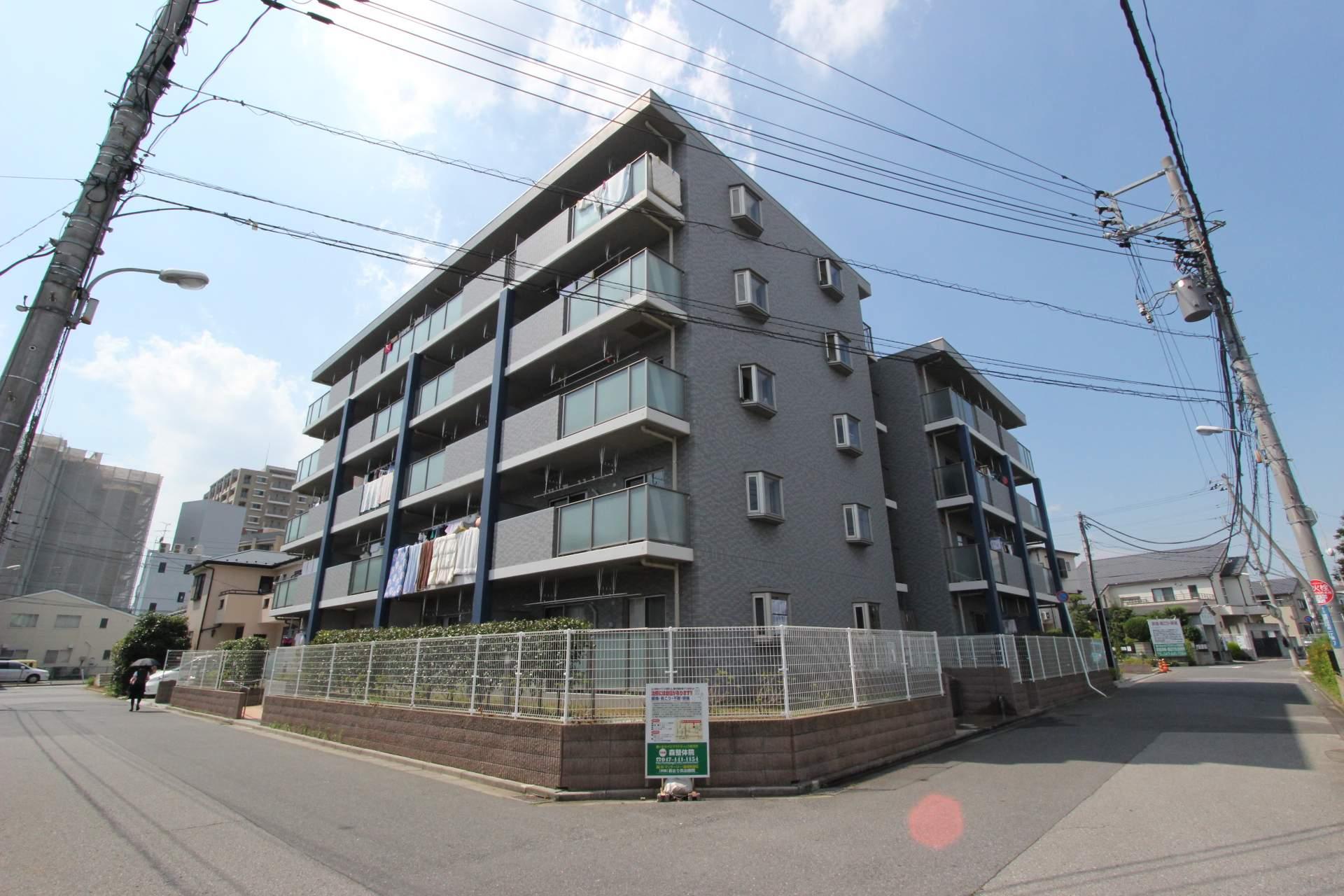 千葉県鎌ケ谷市、新鎌ヶ谷駅徒歩23分の築6年 5階建の賃貸マンション