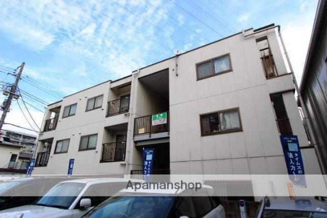 千葉県船橋市、船橋駅徒歩8分の築18年 3階建の賃貸マンション
