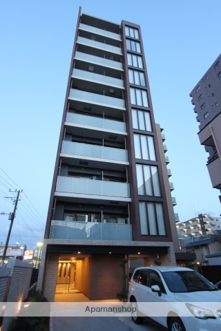千葉県船橋市、西船橋駅徒歩3分の築1年 10階建の賃貸マンション