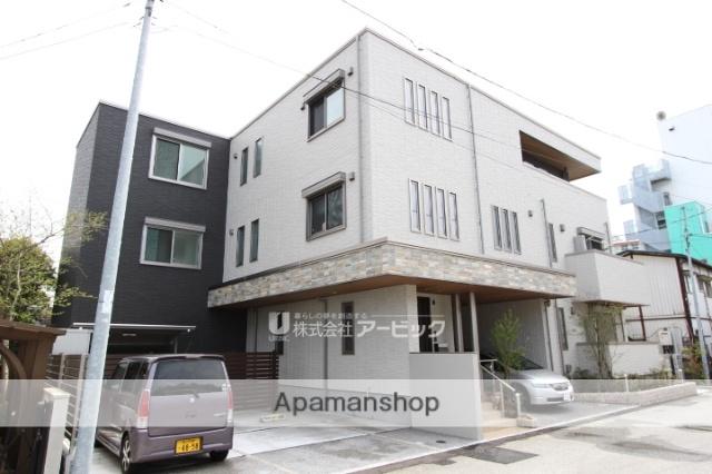 千葉県船橋市、船橋駅徒歩16分の新築 3階建の賃貸マンション