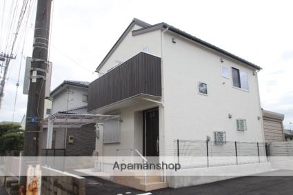 千葉県市川市、下総中山駅徒歩30分の新築 2階建の賃貸一戸建て