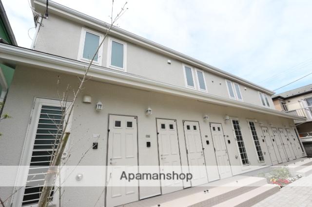 千葉県市川市、市川駅徒歩8分の新築 2階建の賃貸アパート