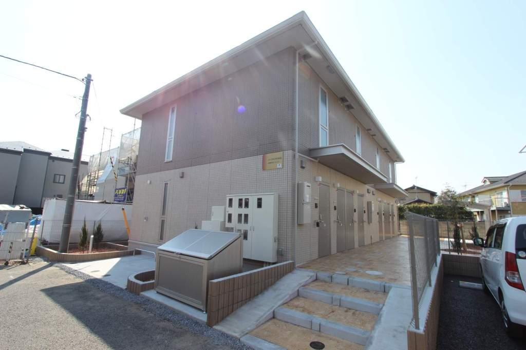 千葉県船橋市、西船橋駅徒歩16分の新築 2階建の賃貸アパート