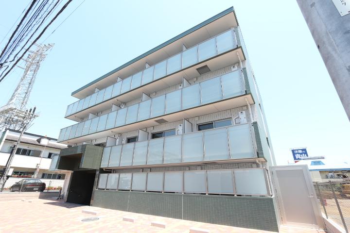 千葉県船橋市、西船橋駅徒歩10分の新築 4階建の賃貸マンション