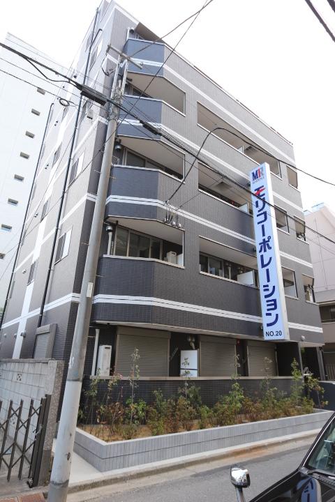 千葉県船橋市、船橋駅徒歩13分の新築 6階建の賃貸マンション