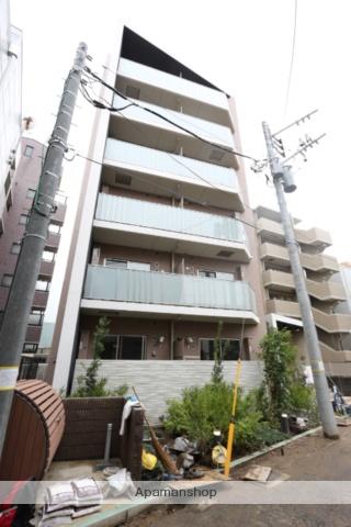 千葉県船橋市、西船橋駅徒歩4分の新築 6階建の賃貸マンション