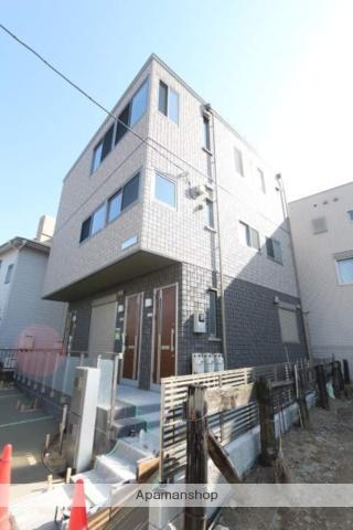 千葉県船橋市、船橋駅徒歩11分の新築 3階建の賃貸アパート