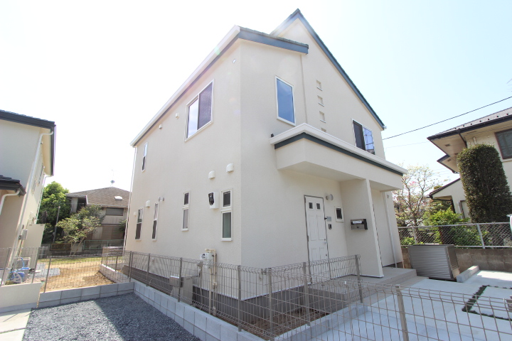 千葉県船橋市、東船橋駅徒歩18分の新築 2階建の賃貸テラスハウス