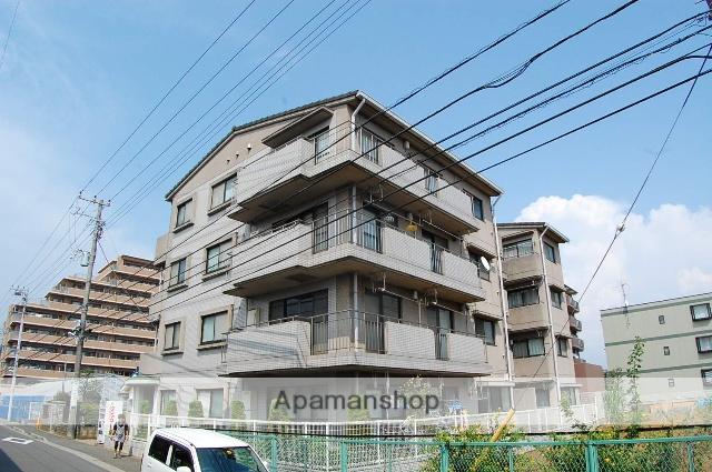 千葉県船橋市、西船橋駅徒歩15分の築23年 4階建の賃貸マンション