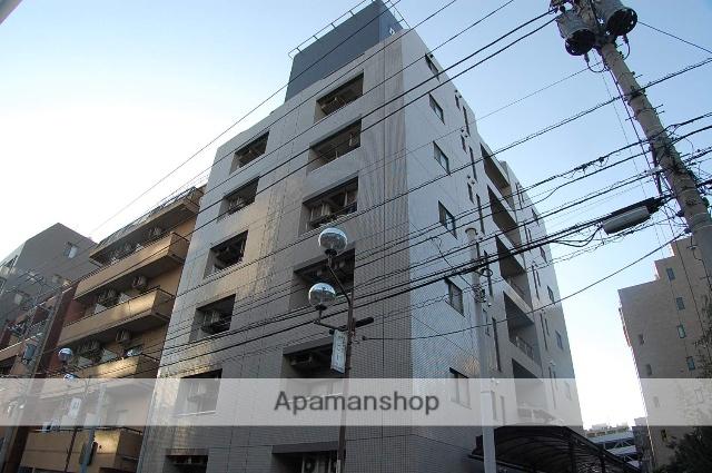 千葉県船橋市、西船橋駅徒歩5分の築21年 7階建の賃貸マンション