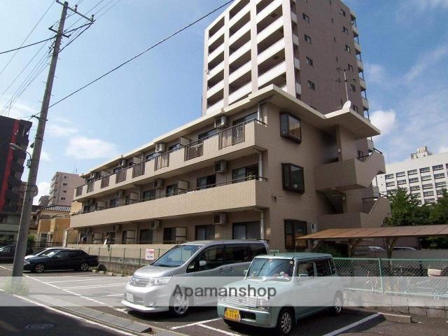 千葉県船橋市、船橋駅徒歩12分の築23年 3階建の賃貸マンション