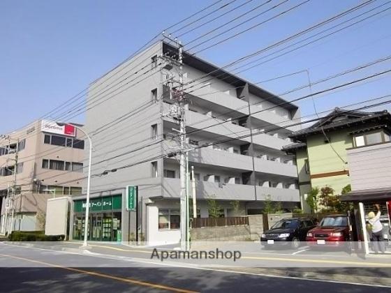 千葉県市川市、本八幡駅徒歩10分の築5年 5階建の賃貸マンション