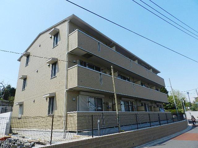 千葉県船橋市、西船橋駅徒歩20分の築9年 3階建の賃貸アパート