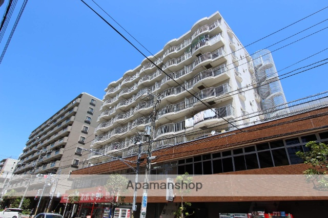 千葉県船橋市、西船橋駅徒歩3分の築29年 9階建の賃貸マンション