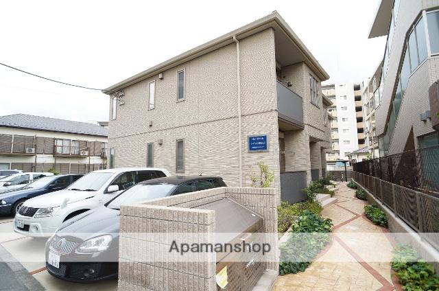 千葉県船橋市、下総中山駅徒歩18分の築4年 2階建の賃貸アパート
