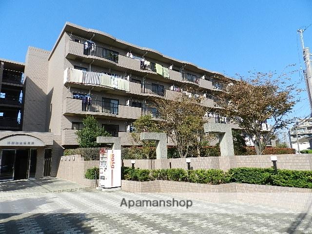 千葉県船橋市、塚田駅徒歩4分の築21年 5階建の賃貸マンション