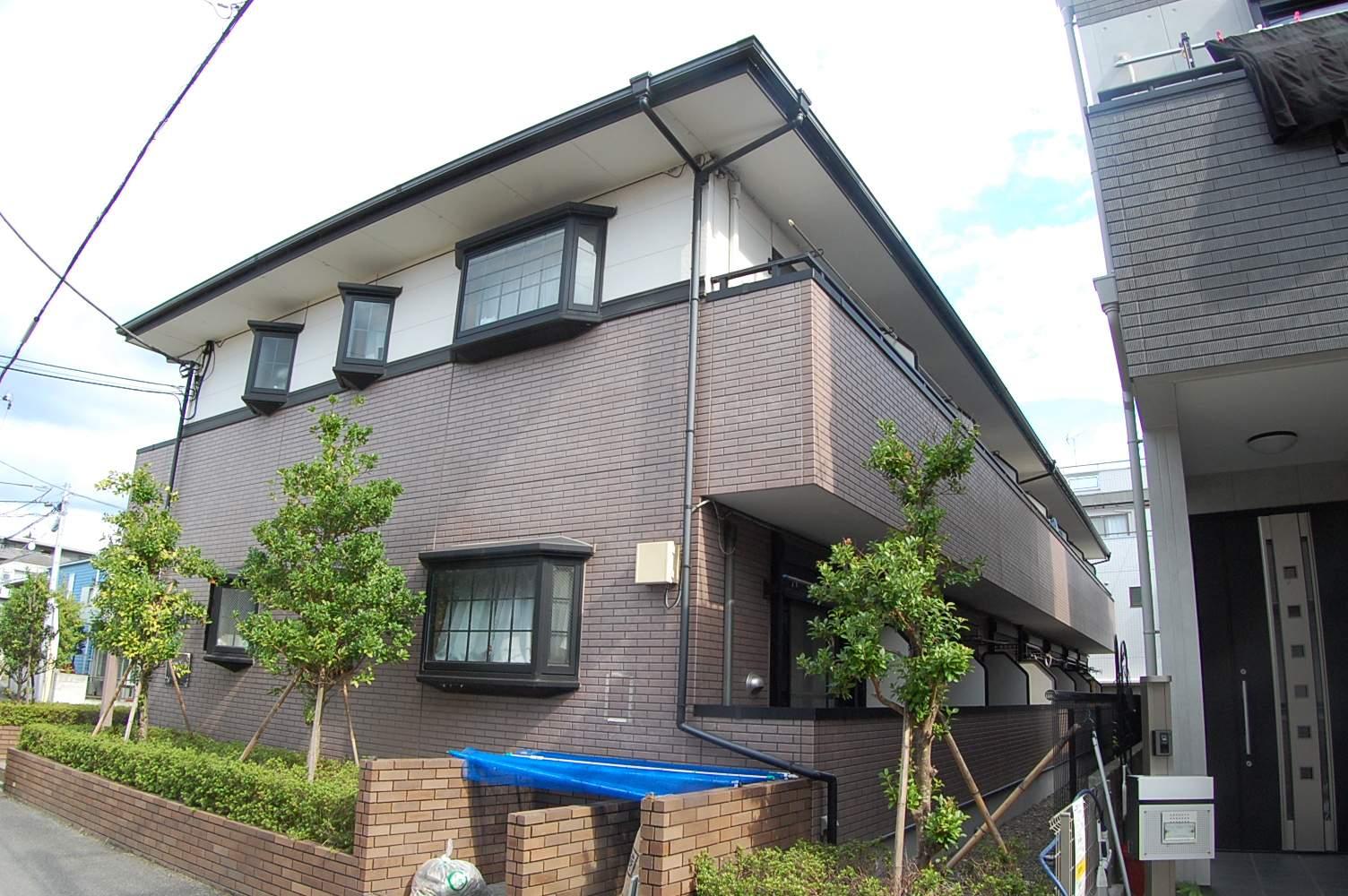 千葉県船橋市、下総中山駅徒歩9分の築14年 2階建の賃貸アパート