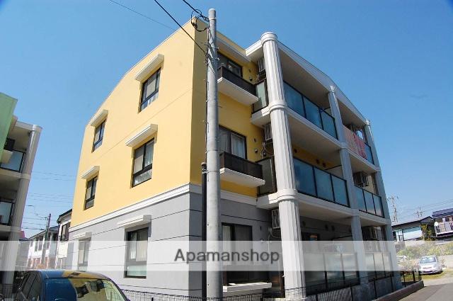 千葉県船橋市、下総中山駅徒歩6分の築6年 3階建の賃貸マンション