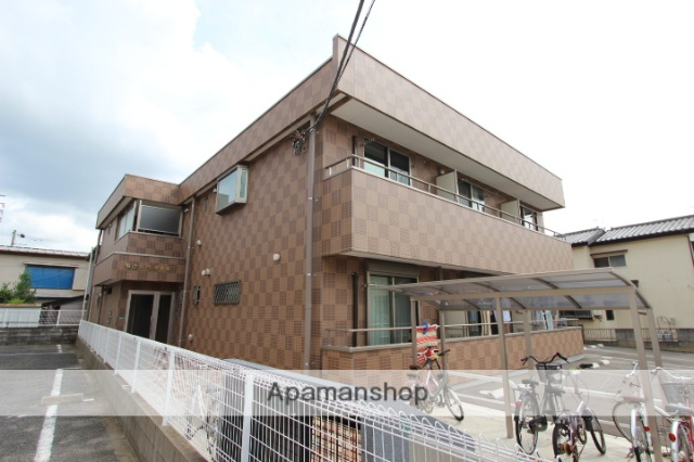 千葉県船橋市、西船橋駅徒歩25分の築4年 2階建の賃貸マンション