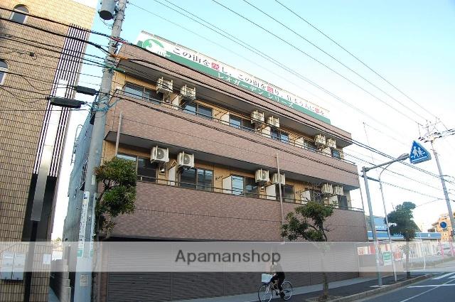 千葉県船橋市、西船橋駅徒歩5分の築5年 3階建の賃貸マンション
