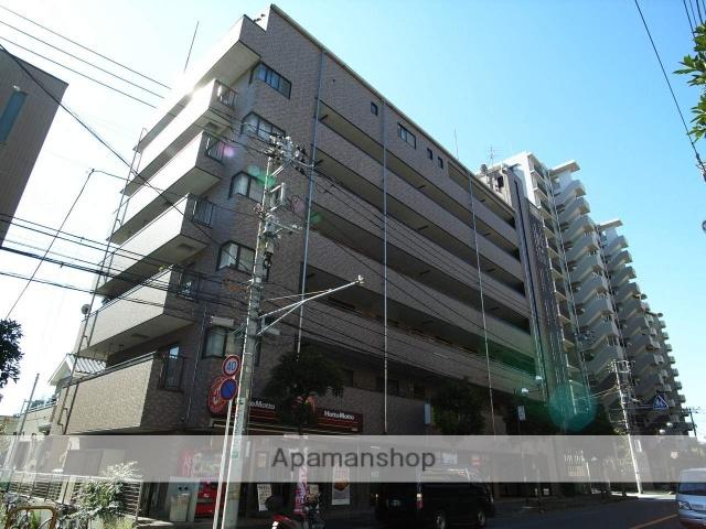 千葉県船橋市、西船橋駅徒歩6分の築22年 7階建の賃貸マンション
