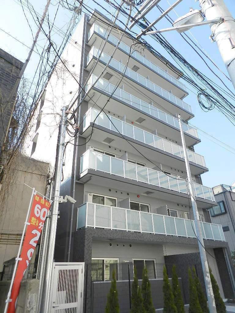 千葉県船橋市、船橋駅徒歩3分の築3年 7階建の賃貸マンション