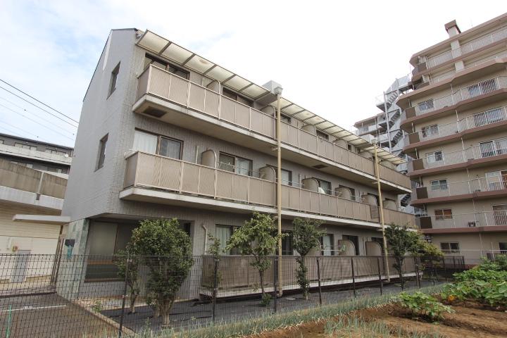 千葉県船橋市、下総中山駅徒歩11分の築19年 3階建の賃貸マンション