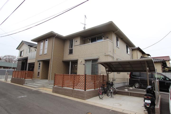 千葉県船橋市、船橋法典駅徒歩16分の築4年 2階建の賃貸アパート