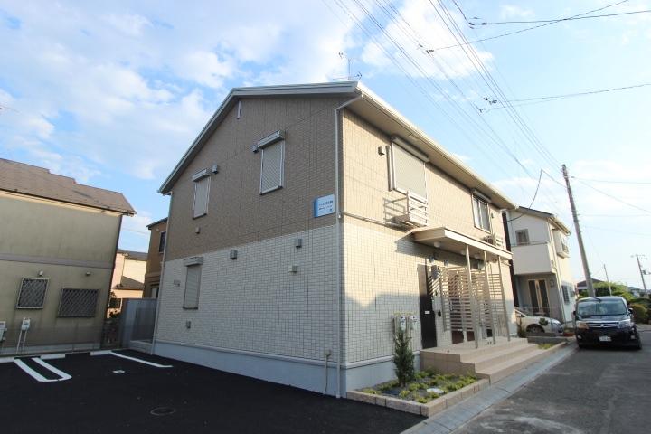千葉県船橋市、船橋法典駅徒歩5分の築3年 2階建の賃貸アパート