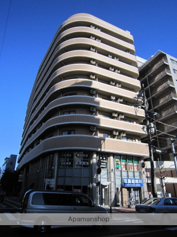 千葉県船橋市、船橋駅徒歩11分の築22年 12階建の賃貸マンション