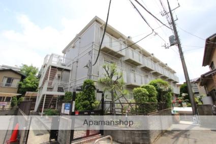 千葉県船橋市、西船橋駅徒歩9分の築25年 3階建の賃貸アパート