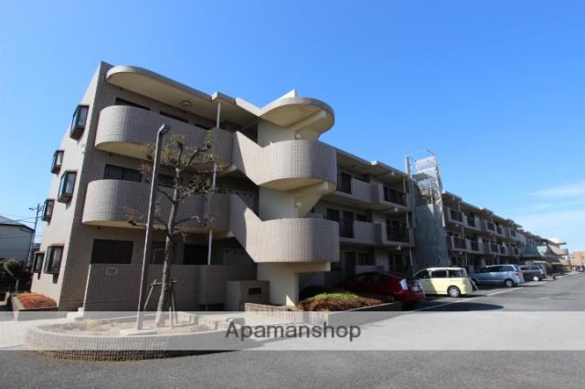 千葉県船橋市、船橋法典駅徒歩5分の築21年 3階建の賃貸マンション