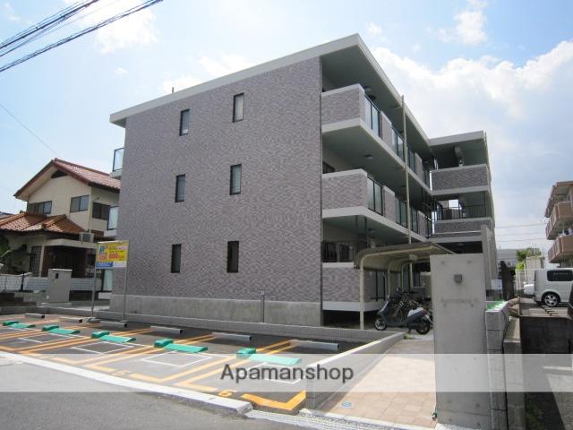 千葉県船橋市、西船橋駅徒歩6分の築6年 3階建の賃貸マンション