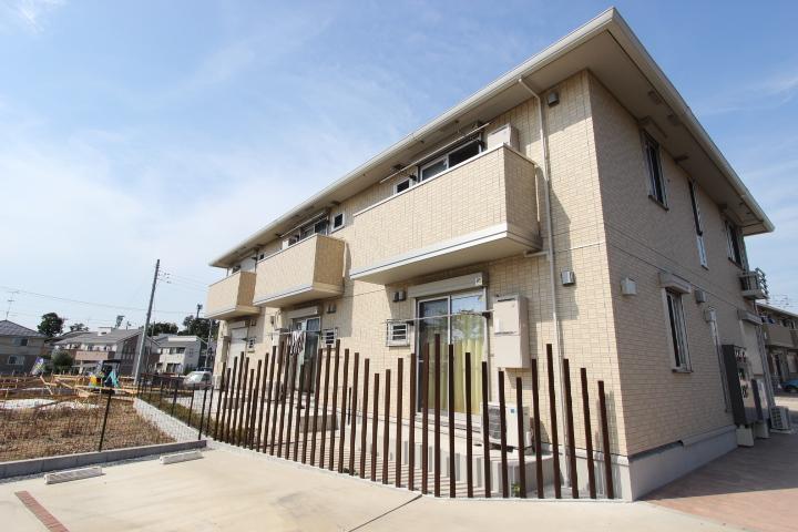 千葉県船橋市、船橋法典駅徒歩20分の築5年 2階建の賃貸アパート