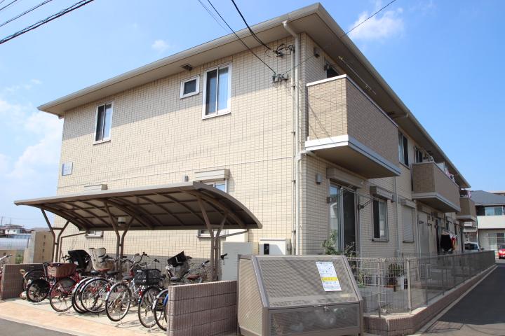 千葉県船橋市、船橋法典駅徒歩18分の築5年 2階建の賃貸アパート